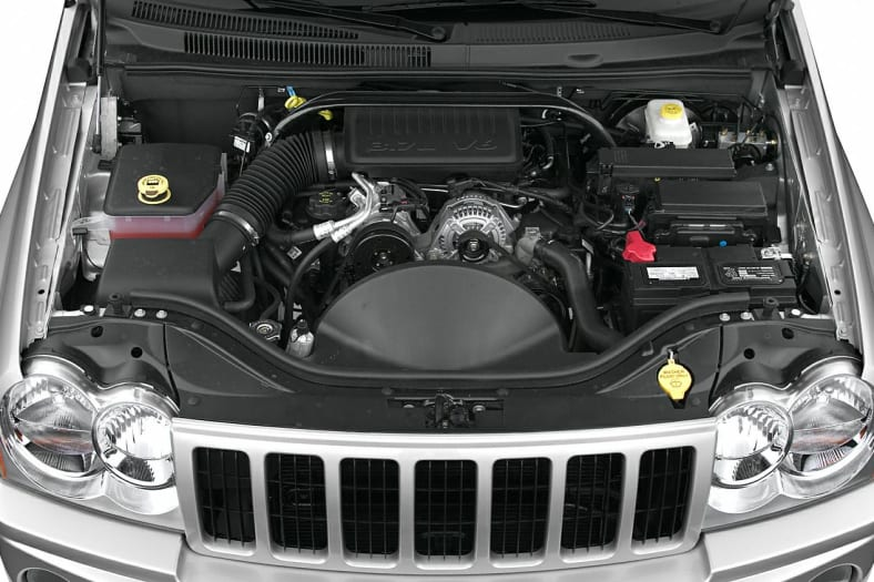 2007 Jeep Grand Cherokee Exterior Photo