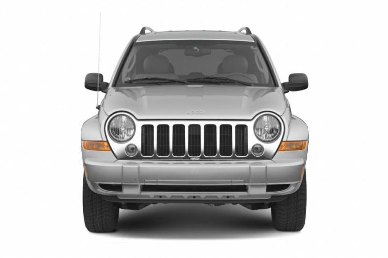 2007 Jeep Liberty Exterior Photo