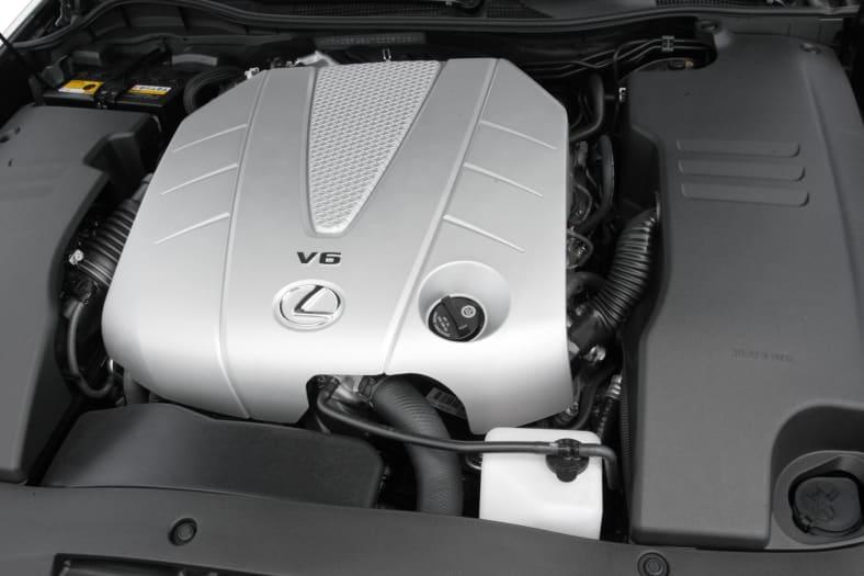 2007 Lexus GS 430 Exterior Photo