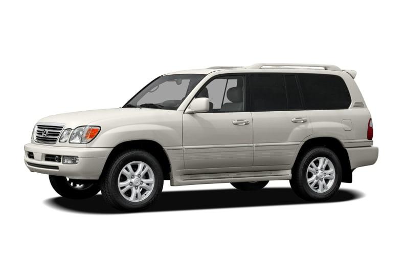 2007 LX 470