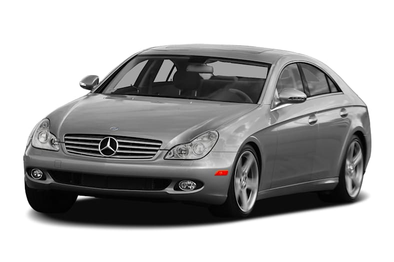 2007 mercedes benz cls class information. Black Bedroom Furniture Sets. Home Design Ideas