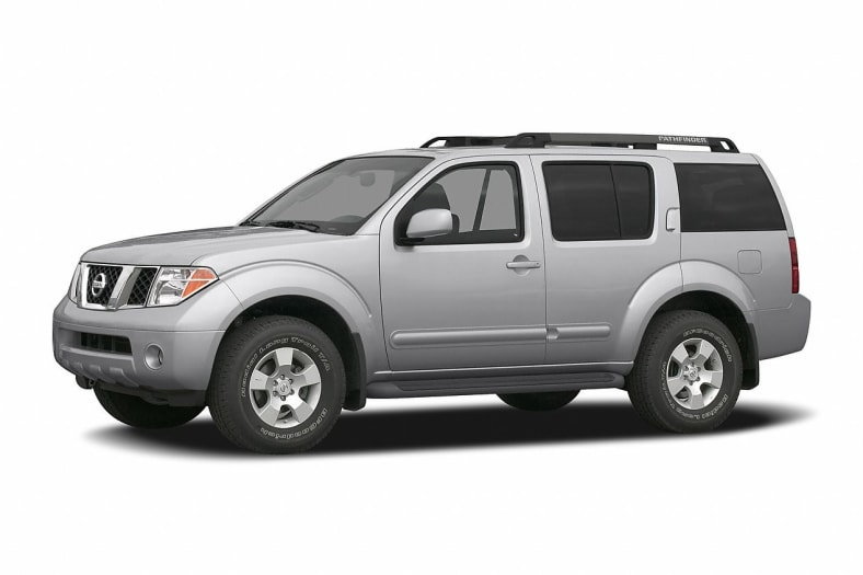 2007 Nissan Pathfinder Exterior Photo