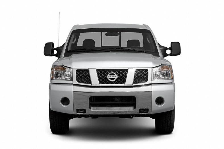 2007 Nissan Titan Exterior Photo