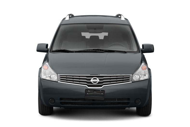 2007 Nissan Quest Exterior Photo