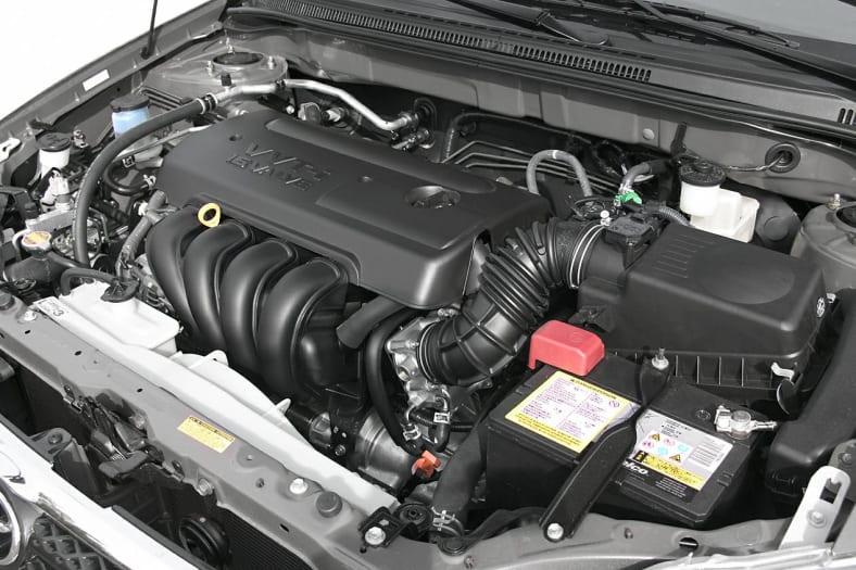 2007 Toyota Corolla Pictures