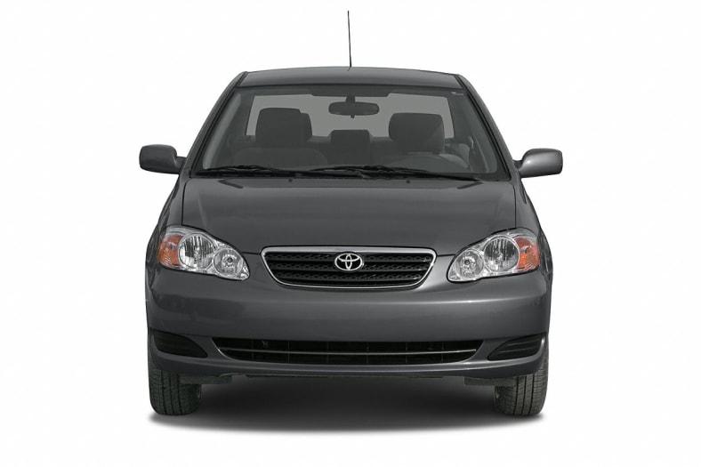 2007 Toyota Corolla Exterior Photo