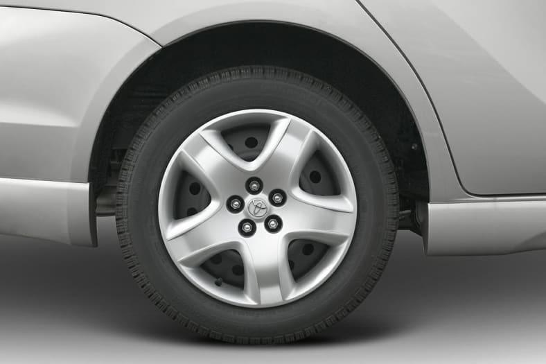 2007 Toyota Matrix Exterior Photo