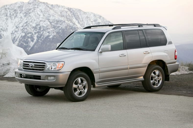 Perfect 2007 Toyota Land Cruiser Exterior Photo