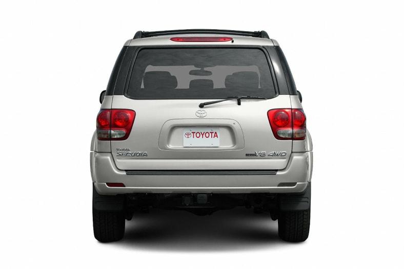 2007 Toyota Sequoia Exterior Photo