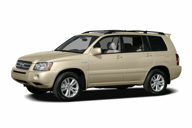 2007 Highlander Hybrid