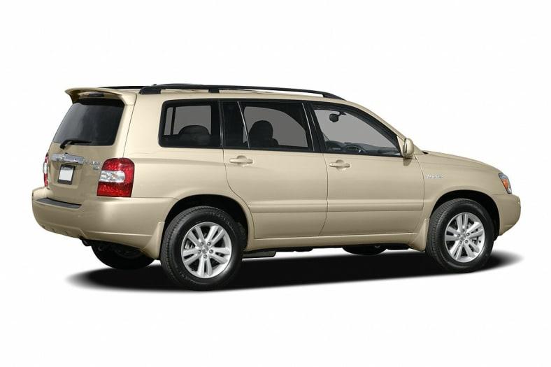 2007 Toyota Highlander Hybrid Reviews