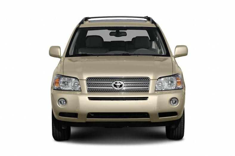 2007 Toyota Highlander Hybrid Exterior Photo