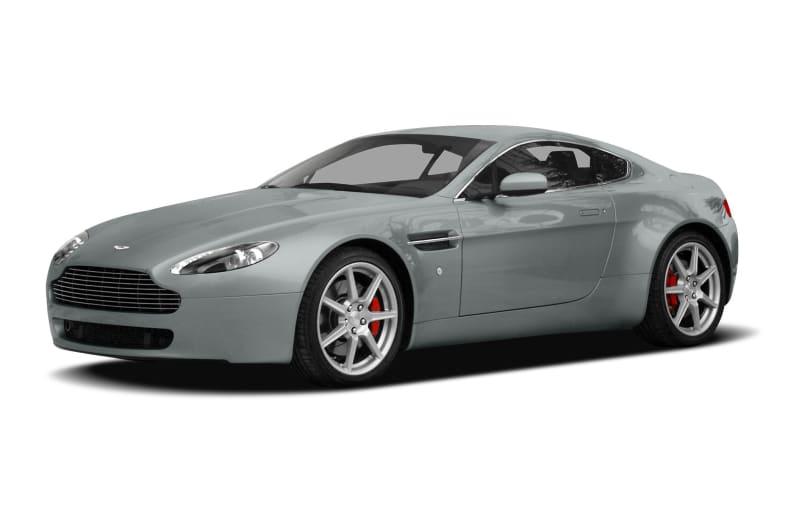 2008 Aston Martin V8 Vantage Exterior Photo