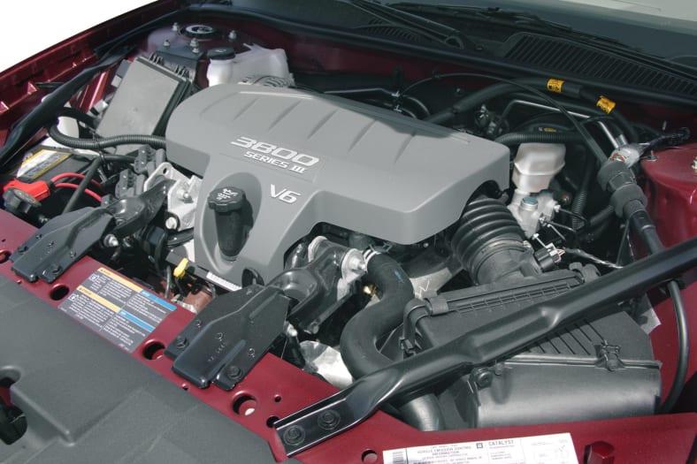 2008 Buick LaCrosse Exterior Photo