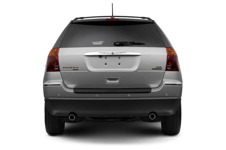 2008 Chrysler Pacifica Exterior Photo