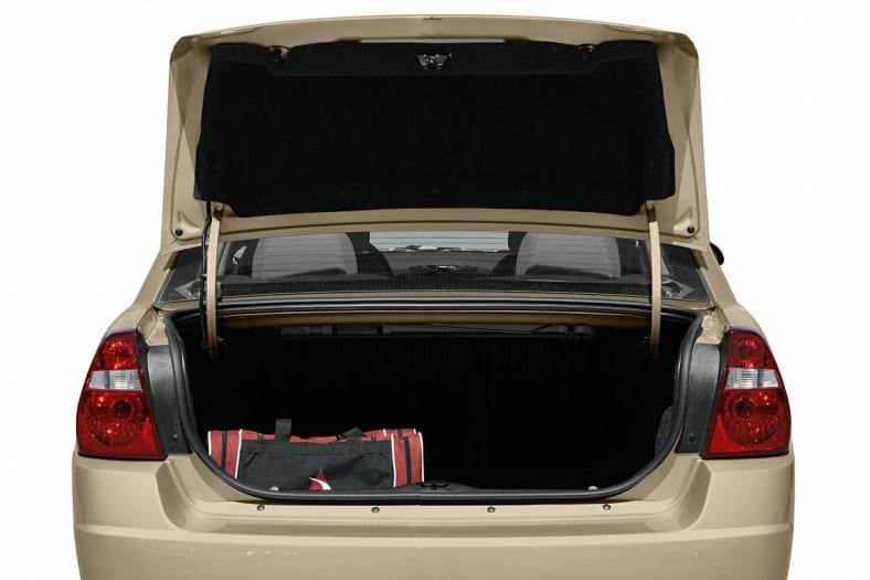 2008 Chevrolet Malibu Classic Exterior Photo