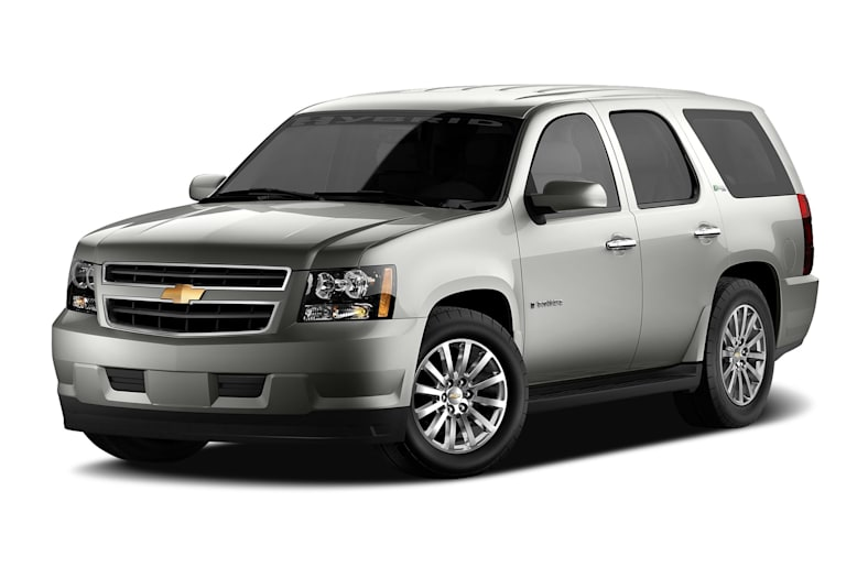2008 chevrolet tahoe hybrid information. Black Bedroom Furniture Sets. Home Design Ideas