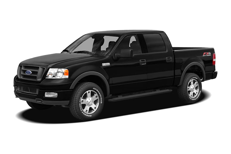 2008 F-150 SuperCrew