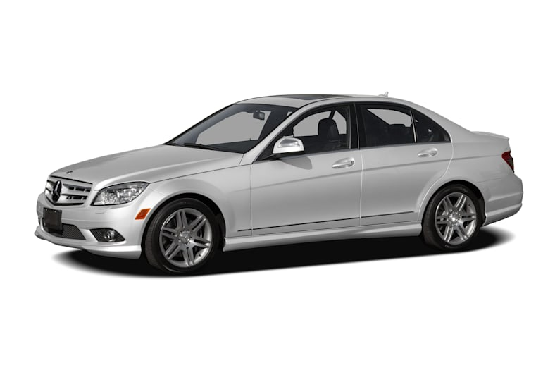 2008 mercedes benz c class information. Black Bedroom Furniture Sets. Home Design Ideas