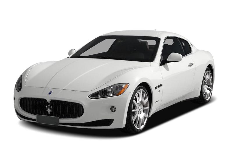 2008 Maserati GranTurismo Exterior Photo