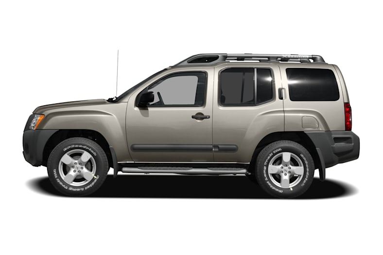 2008 Nissan Xterra Pictures