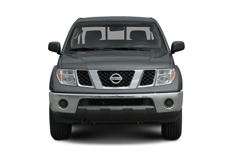 2008 Nissan Frontier Exterior Photo