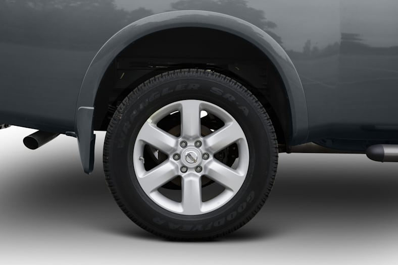 2008 Nissan Titan Exterior Photo