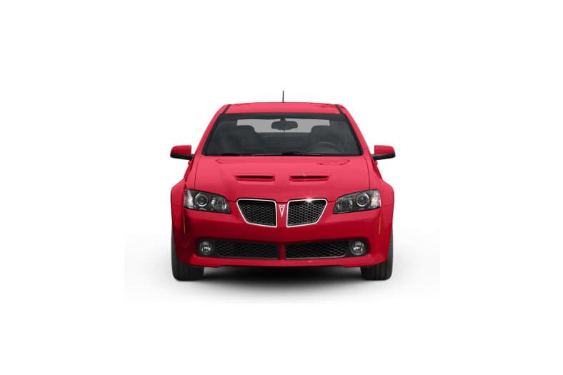 2008 Pontiac G8 Exterior Photo