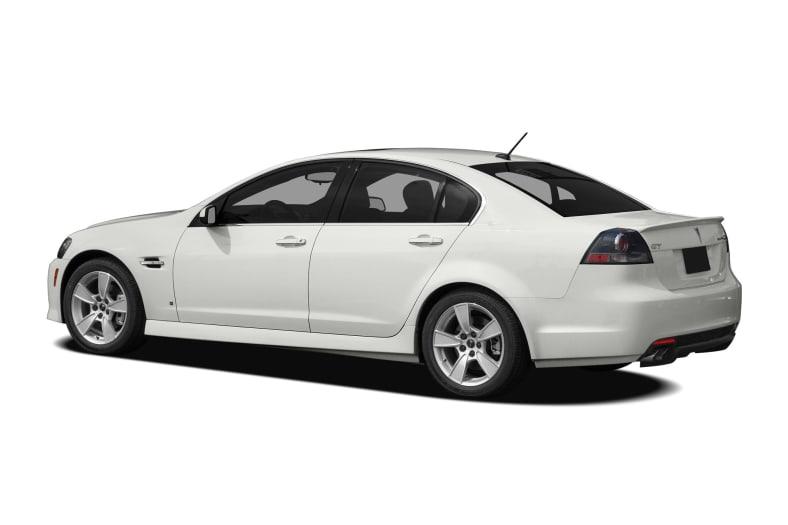 2008 Pontiac G8 Gt 4dr Sedan Pictures