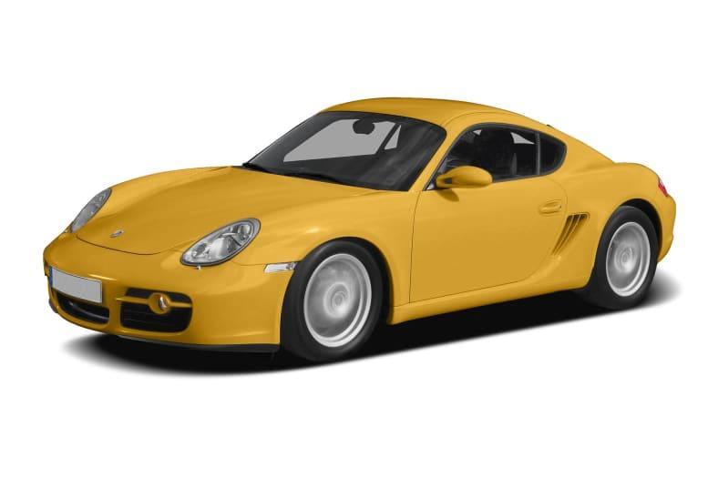 2008 Porsche Cayman Exterior Photo