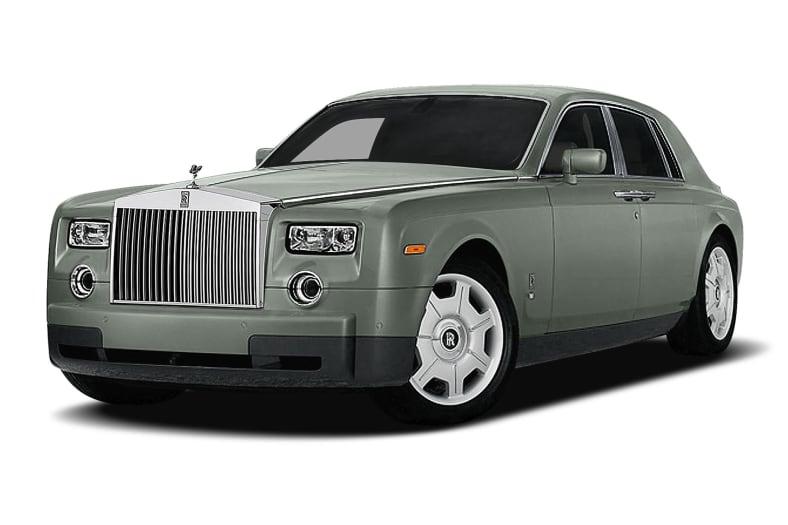 2008 Rolls-Royce Phantom Exterior Photo