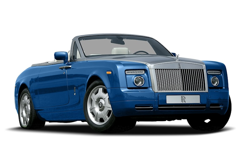 2008 Rolls-Royce Phantom Drophead Coupe Exterior Photo