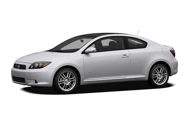 2008 scion tc safety features
