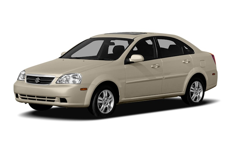 2008 suzuki forenza information. Black Bedroom Furniture Sets. Home Design Ideas