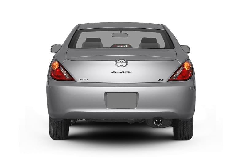 2008 Toyota Camry Solara Exterior Photo