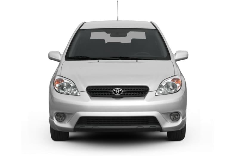 2008 Toyota Matrix Exterior Photo