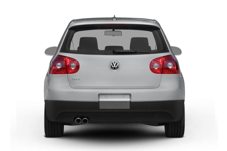 2008 Volkswagen GTI Exterior Photo