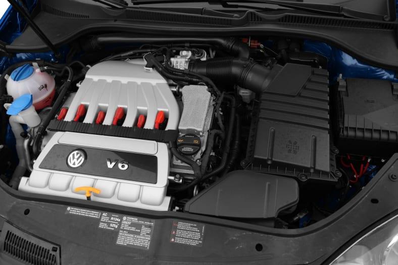 2008 Volkswagen R32 Exterior Photo