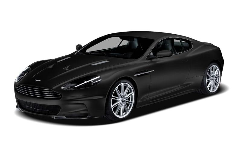2009 Aston Martin DBS Exterior Photo