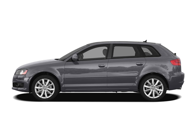 2009 Audi A3 Exterior Photo
