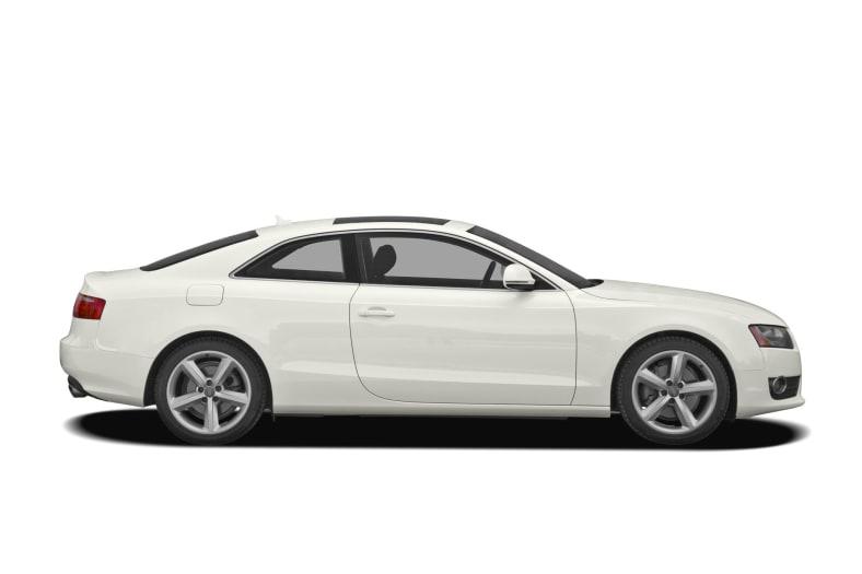 2009 Audi A5 Information