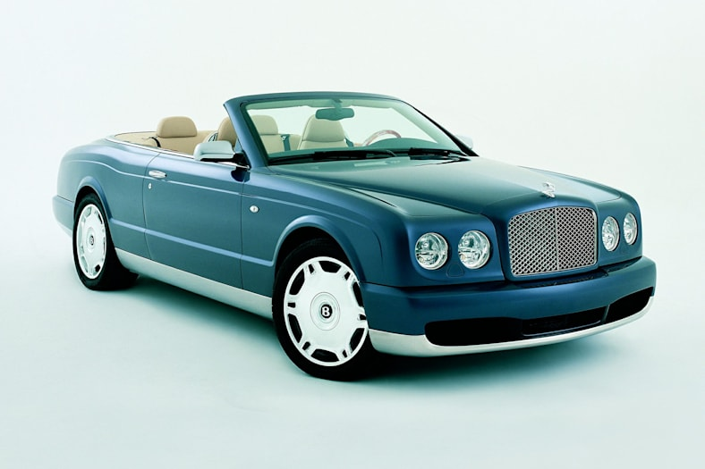 2010 Bentley Azure Exterior Photo