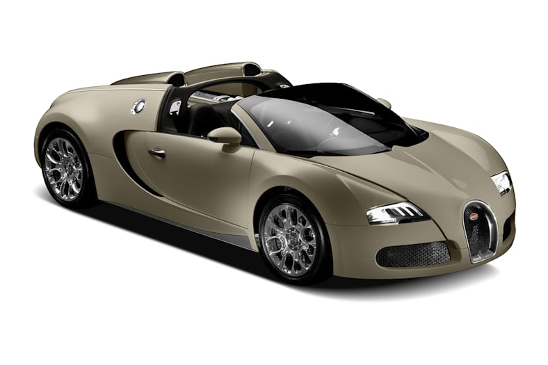 2009 Veyron