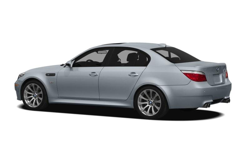 2009 BMW M5 Exterior Photo