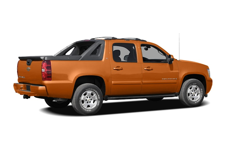 2009 Chevrolet Avalanche 1500 Exterior Photo
