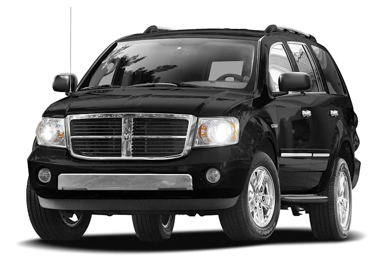 2009 dodge durango hybrid information. Black Bedroom Furniture Sets. Home Design Ideas