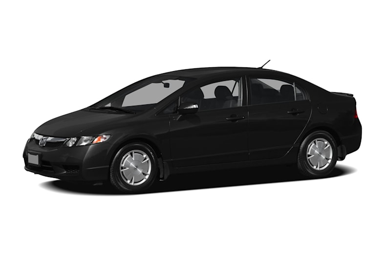 2009 Honda Civic Hybrid Exterior Photo
