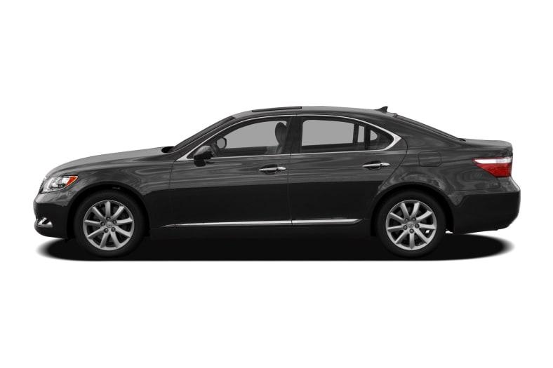 2009 Lexus LS 460 New Car Test Drive