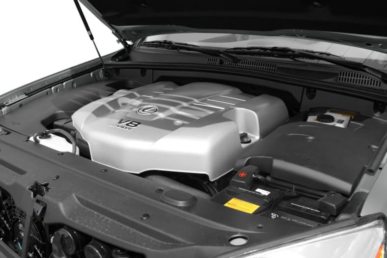 2009 Lexus GX 470 Exterior Photo