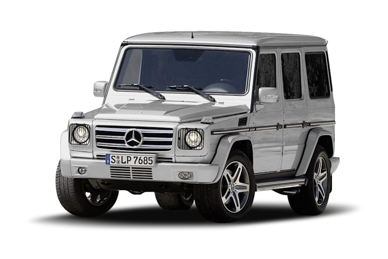 2009 mercedes benz g class pictures